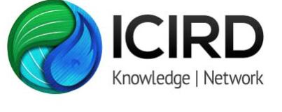ICIRD Logo